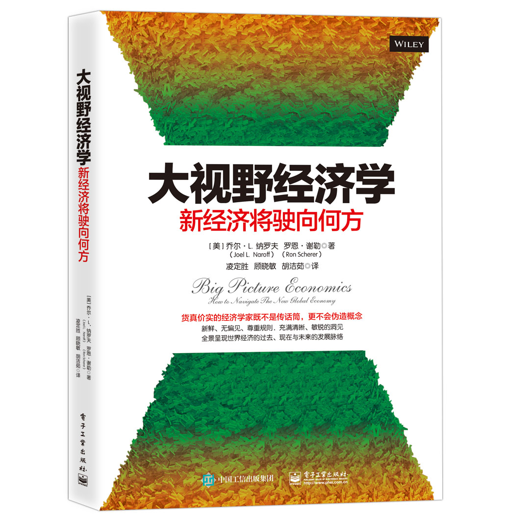 Big Picture Economics - Chinese Translation
